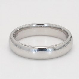 Triton By Frederick Goldman, Mens' Wedding Band Tungsten