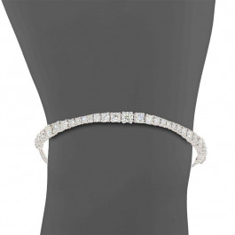 Ladies' Diamond Fashion Bracelet 2.08tw  14K White Gold