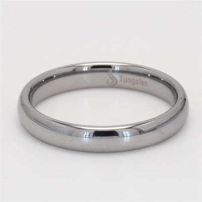 Mens' Wedding Band Tungsten