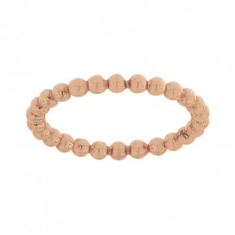 Bead It, Ladies' Ring 18K Rose Gold
