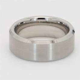 Frederick Goldman, Mens' Wedding Band Tungsten