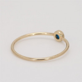 Zoe Chicco, Ladies' Gemstone Fashion Ring 14K Yellow Gold
