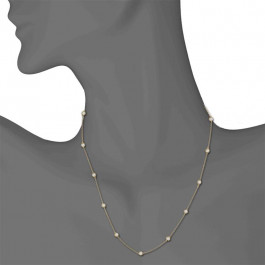 Ladies' Diamond Fashion Necklace 0.92tw  18K Rose Gold