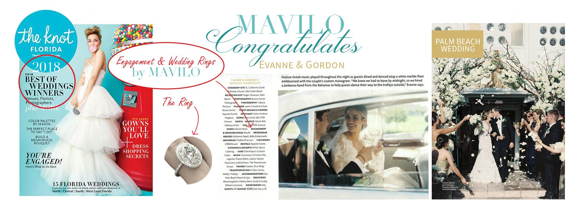 featured pages from the knot magazine